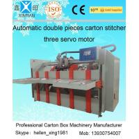Quality 0 - 60 Pieces / Min Two Pieces Carton Stapler Fit for Small / Medium Size Carton wholesale