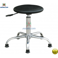 Quality Cleanroom 10e8 Ohm 620mm Adjustable ESD Antistatic Chair wholesale