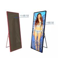 Quality Good price Indoor P2.5 P3 led display board for poster advertising wholesale