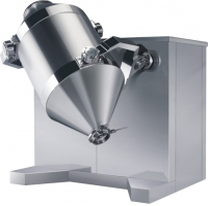 Quality 30r/Min 3 Dimensional Powder Compression Machine For Granules wholesale