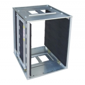 Quality Permanent Antistatic 100kg Pitch 10mm ESD Magazine Rack wholesale