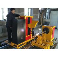 Quality Hypertherm CNC Pipe Cutting Machine With 6000mm Effective Cutting Length wholesale