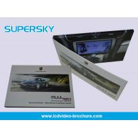 Quality 500mAh - 10000mAh Bettery Digital Video Brochure With Magnetic Switch wholesale