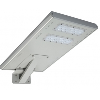 Buy cheap Time Control All In One LED Solar Street Light IP65 6v 50W from wholesalers