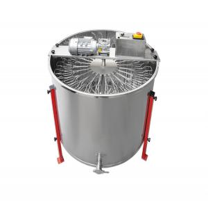 Quality High Polished SS304 20 Frame Automatic Electric Honey Extractor wholesale