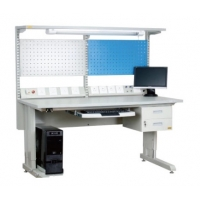 Quality 1830*900 Table Support Antistatic Cleanroom Bench With Drawer wholesale