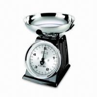Quality Stainless Steel Kitchen Scale with Capacity of 1 to 5kg wholesale