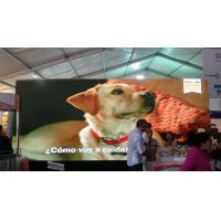 Quality Commercial Indoor Led Screens 16 x 32 For Displaying Advertising wholesale