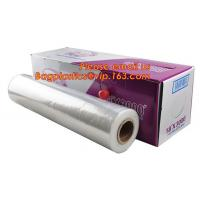 Quality Newly design household food grade excellent quality factory price cling film wholesale