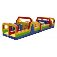 Quality Inflatable Obstacle Course wholesale