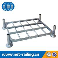 Buy cheap storage inflatable stack pallet rack from wholesalers