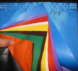 Quality 210D nylon oxford fabric wholesale
