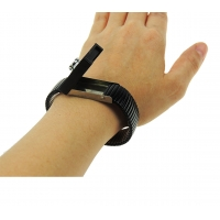 Quality Reusable Anti Static Wrist Straps With Grounding Wire Alligator Clip wholesale