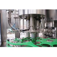Quality Super Automatic Bottle Filling Machine , Blowing Filiing Bottle Capping Machine wholesale