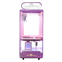 Buy cheap Coin Operated Claw Machines At The Mall Soft Toy Catcher Machine from wholesalers