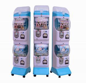 Quality Bouncy Ball Capsule Vending Machine Stable Gashapon Vending Machine wholesale