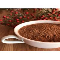 Quality Healthy Unsweetened Dark Brown Cocoa Powder , Alkalized Baking Cocoa Powder wholesale