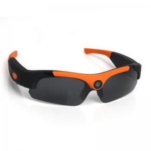 Quality 1080p Hd Ultra Wide Angle Video Recording Sports Camera Video Recording Sunglasses wholesale