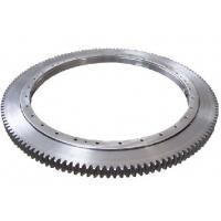 Quality Single Row Slewing Ring Bearings Four Point Contact Ball For Lifting Machinery wholesale