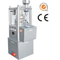 Quality 8 Stations Vitamin Effervescent Lab Tablet Press Machine With 25mm Diameter wholesale