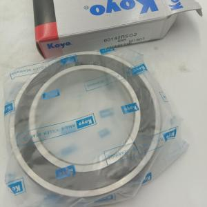 Quality Motors Deep Groove 6014 2RS KOYO Bearing Light Weight Low Fricition Coefficient wholesale