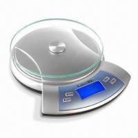 Quality Kitchen Scale with 46 x 21.5mm LCD Screen Display and Alarm Timer wholesale