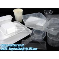 Quality Airtight leakproof microwave custom rectangle plastic meal compartment bento lunch box food storage container with FOOD wholesale