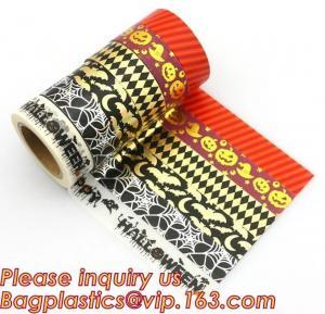 Quality Gold Foil Washi Tape Romantic Cherry Blossom Sakura Diy Scrapbooking Masking Tapes,Craft Gift Decorative Washi Tape Mask wholesale
