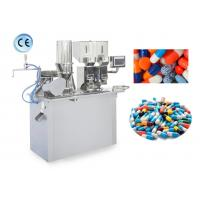 Quality Semi Automatic Capsule Filler , Capsule Making Machine With High Speed wholesale