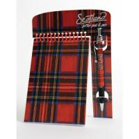 Quality 2012 Promotional Shaped Notepad with Pen wholesale