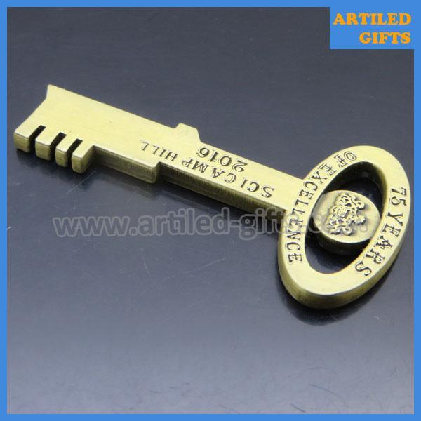 White hill SCI camp 75 Aniversary antique immitation key craft 3