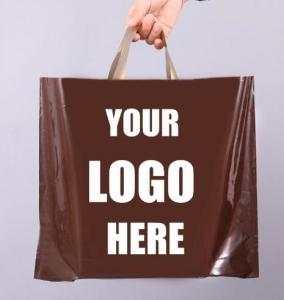 Quality Glossy Retail Bags - Shopping Bags For Boutique - Boutique Bags - Plastic Shopping Bags Trade Shows Vendor Supplies wholesale