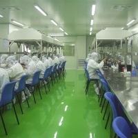 Quality Modular Class 10 Microelectronics Cleanroom Design wholesale