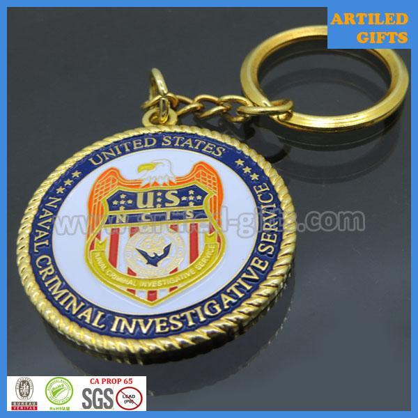 Naval Criminal Investigative Service keychains 3