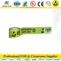 Quality Cleanroom Clear Polyimide Moisture Proof 0.045mm ESD Tapes wholesale