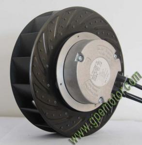 Quality EC Fan-Centrifugal Fan with EC Motor 250 wholesale