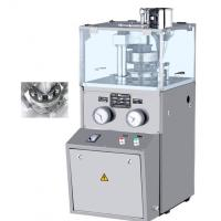 Quality Small Powder Lab Tablet Press Machine Stainless Single Roller Constructions wholesale
