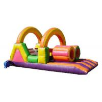 Quality Two arches Inflatable Obstacle Courses wholesale