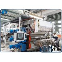 Quality Single Screw Plastic Sheet Extrusion Machine Manufacturing Equipment High Capacity wholesale