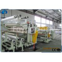 Quality 750-2000mm PP PE Plastic Sheet Making Machine / Extrusion Line Double Screw wholesale