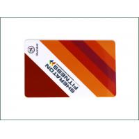 Quality PVC Blank RFID Smart Card 4C Offset Printing Durable For Access Control wholesale