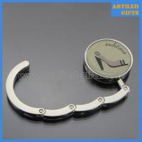 Quality Promotional bag hanger with custom logo in virous designs wholesale