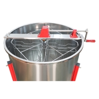 Buy cheap Manual 4 Frame Reversible Honey Extractor 33cm Frame Width from wholesalers