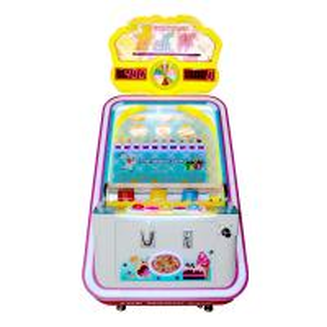Quality Amusement Center Kids Game Machine / Arcade Prize Machines 1-2 Players wholesale