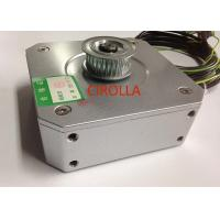 Quality White Color Sync Elevator Door Motor , Pmsm Motor With Reliable Performance wholesale