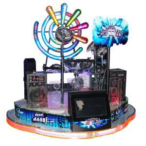 Quality Jazz drum electronic music arcade game machine drum game machine wholesale