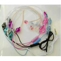 Quality 2018 Newest Stereo Monaural 3.5mm Anti Radiation Earphone Air Spring Duct Earhook Headset For Samsung All Phone wholesale