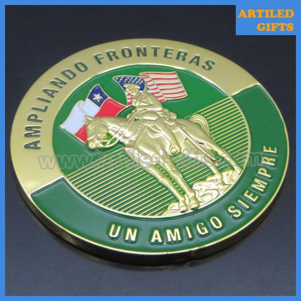 Ampliando Fronteras Un Amigo Siempre gold coins 1