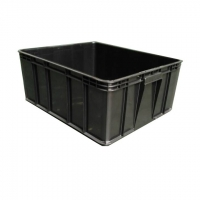 Quality Black 500*360*175MM Electric Conduction ESD Tray wholesale