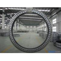 Quality Four Point Single Row Slewing Ring Bearings Contact Ball Slewing Bearing External Gear wholesale